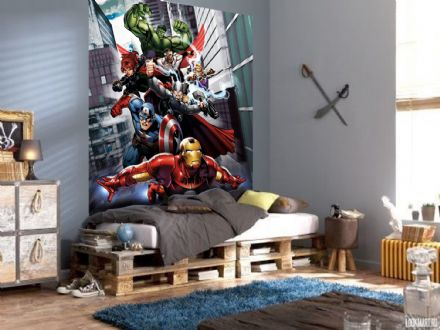 Marvel Avengers Premium wallpaper mural XL